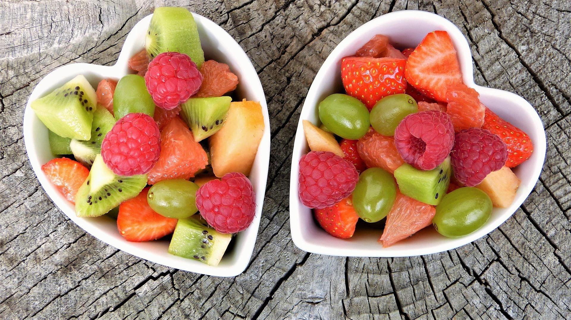 Repas équilibré - alimentation saine